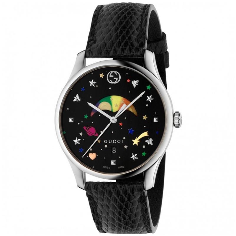 欧美腕表古驰GUCCI/G-TIMELESS系列新款正品石英情侣表YA1264045